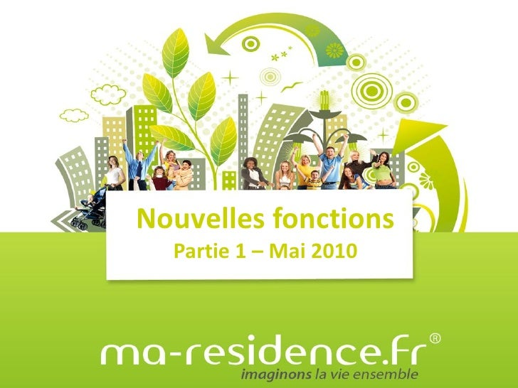 Nouvelles fonctions   Partie 1 – Mai 2010