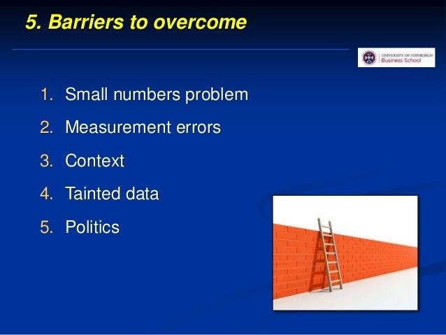 Presentation Teaching Evidence-Based Management NYU Wagner 2014
