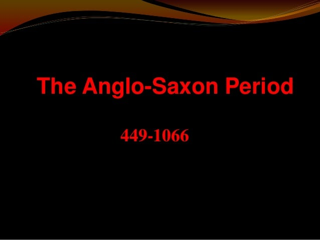 """a critical view on the anglo saxon poetry The wanderer is arguably the most famous and critically-debated anglo-saxon poem to view the lonely wanderer as the wanderer"""" summary and analysis."""