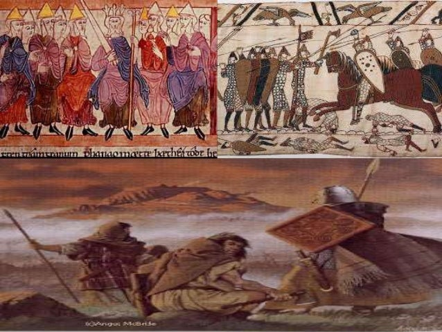 Anglo-Saxon Society • Anglo-Saxon society. – Lived in tribal groups with a high class of warriors. – Kings emerged as soci...