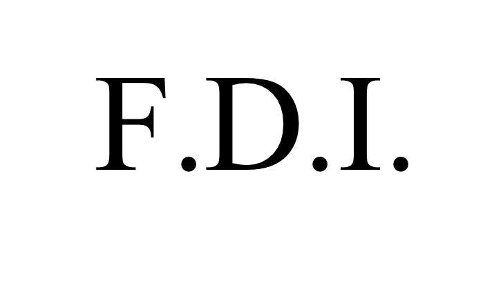 F.D.I.