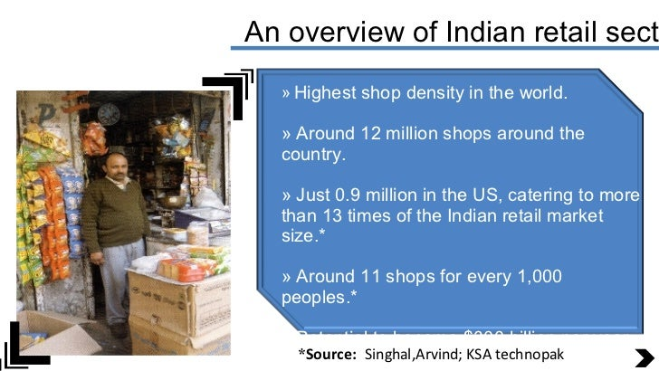 <ul><li>Highest shop density in the world. </li></ul><ul><li>Around 12 million shops around the country. </li></ul><ul><li...