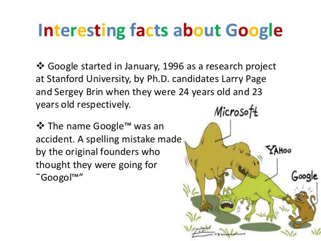 about google