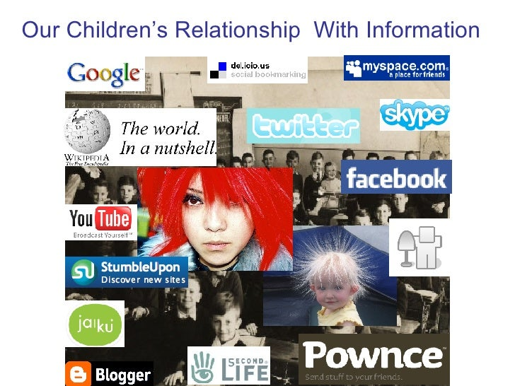 Our Children's Relationship  With Information