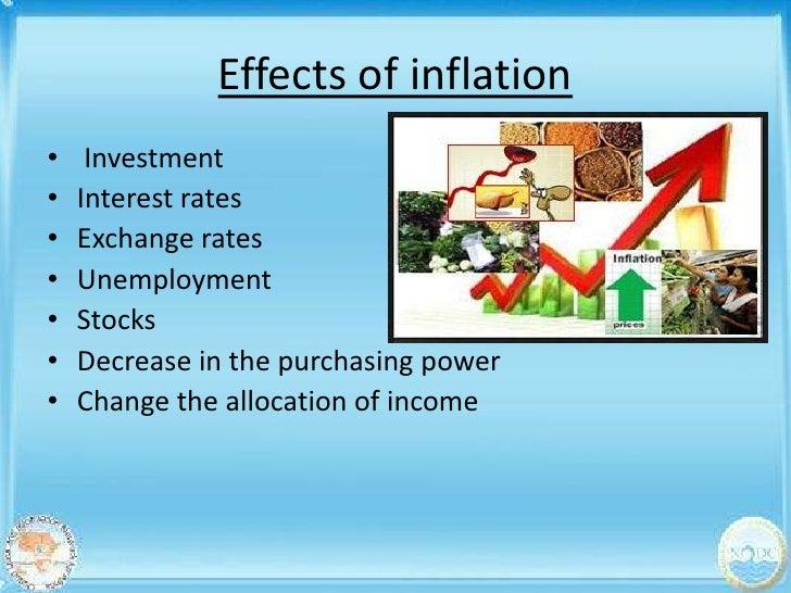 Presentation on inflation.