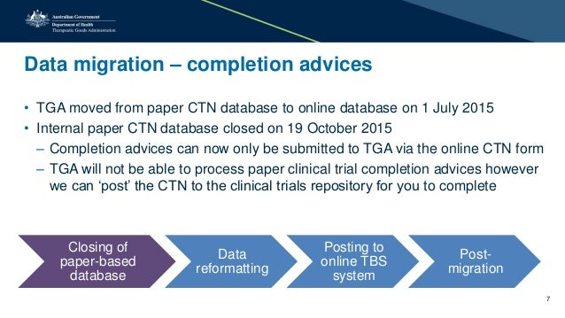 therapeutic goods administration tga clinical trials guidelines