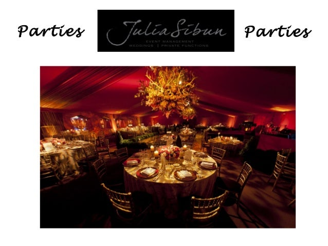 Parties Parties