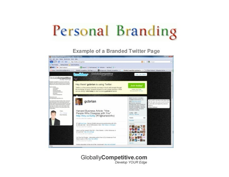 Building Your Brand Online - YouTube • YouTube and other video sharing sites like Viddler and Vimeo offer a tremendous opp...