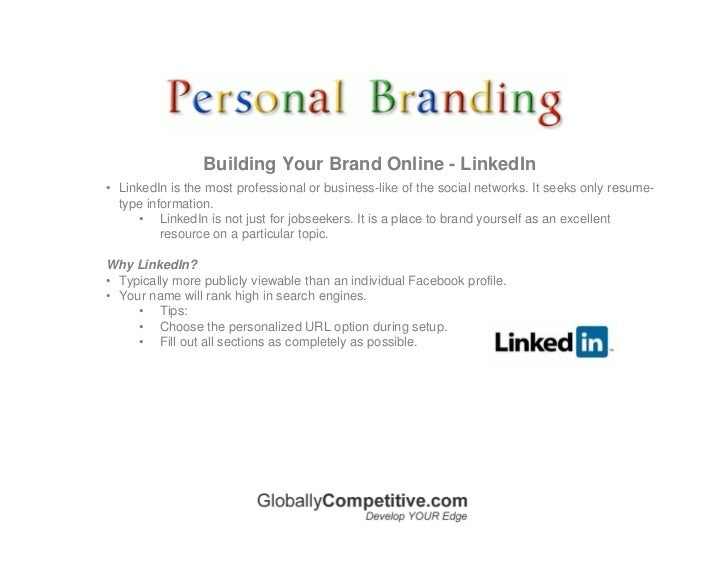Position Yourself as an Expert • Use the Recommendations function (similar to Reviews application in Facebook)      • Writ...