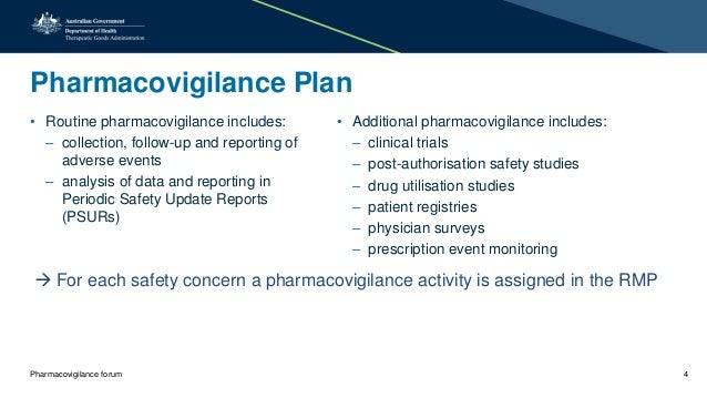 pharmacovigilance forum