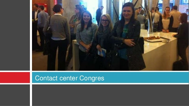 Contact center Congres