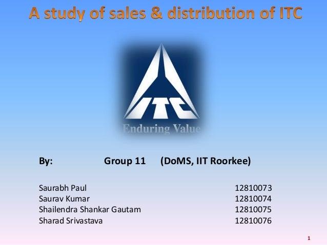 1 By: Group 11 (DoMS, IIT Roorkee) Saurabh Paul 12810073 Saurav Kumar 12810074 Shailendra Shankar Gautam 12810075 Sharad S...