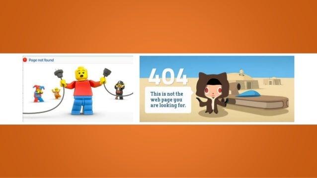 Site Branding: Beyond the 404 Page Farid Mokraoui   Market America & SHOP.COM @farmok