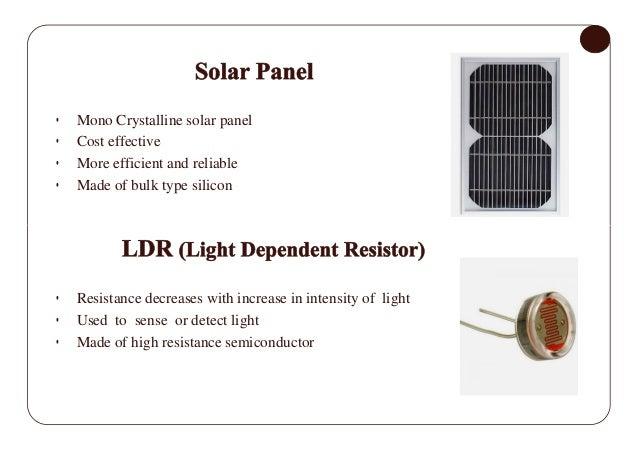 Enchanting Types Of Ldr Sensor Photos - Electrical Circuit Diagram ...