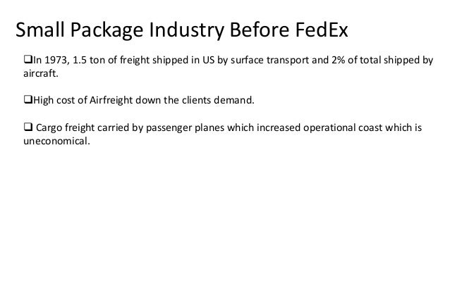The Evolution of Small Package Express Delivery Industry Slide 5