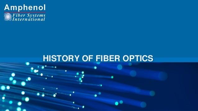 Fiber-Optic Technologies