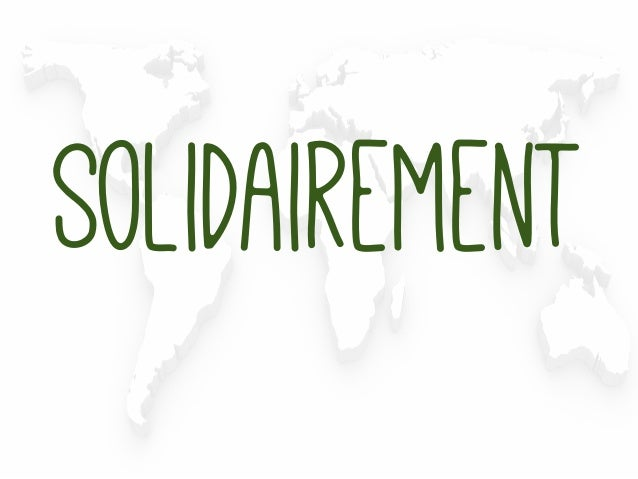 Solidairement