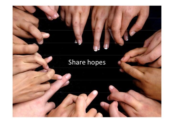 Share hopes