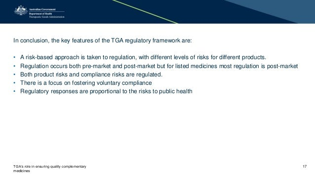 tga guidelines for stability testing