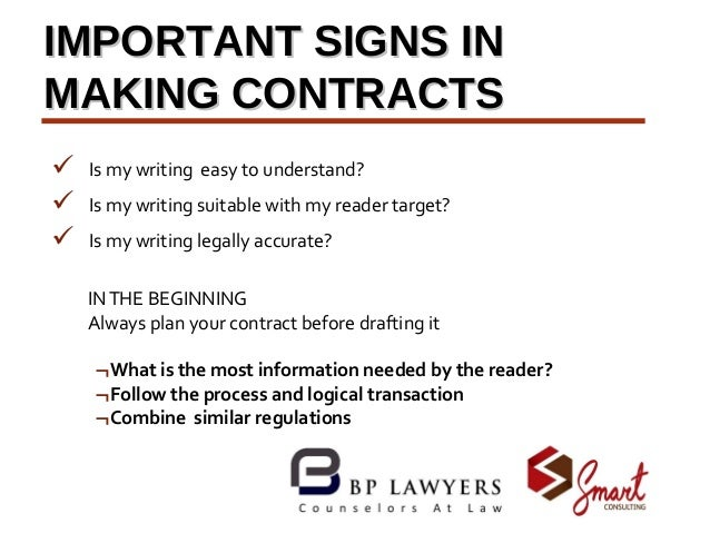 importance of written partnership agreement This is especially important regarding the method of valuing the business   while the list of items to consider in a solid partnership agreement is  but these  should always be in writing and signed by each business partner.