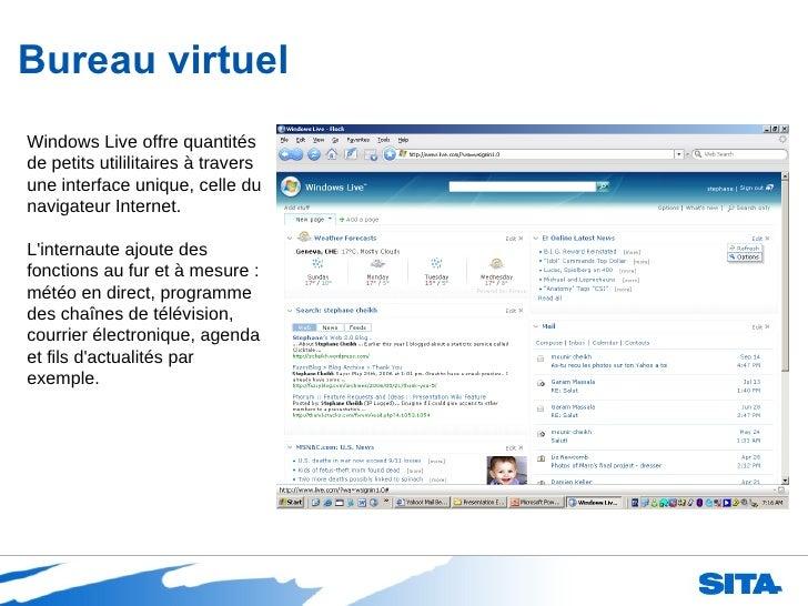 Presentation web 2 0 essec geneve for Bureau virtuel windows 7