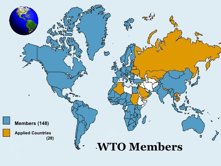 agricultural agreement within the wto framework The doha development agenda: the wto framework agreement summary on july 31, 2004, the 147 members of the world trade organization (wto) reached a framework agreement for conducting future.