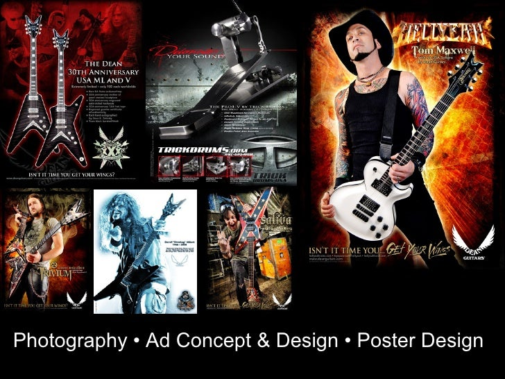Photography • Ad Concept & Design • Poster Design