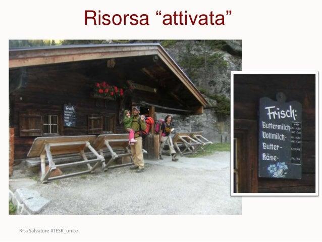 "Risorsa ""attivata"" Rita Salvatore #TESR_unite"