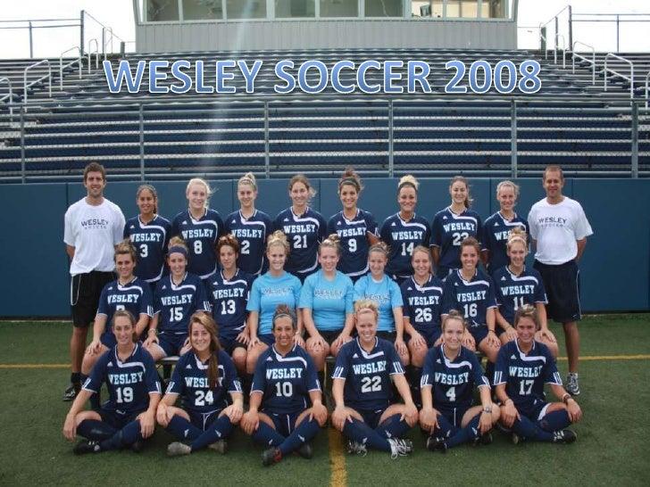 2008 Wesley SOccer