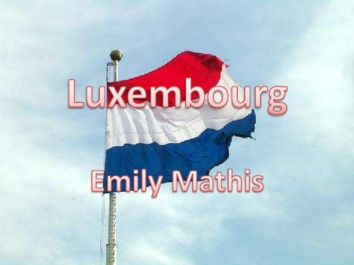 Continent:                             Europe                        Major Cities:   Luxembourg City, Esch-sur-Alzette, Du...