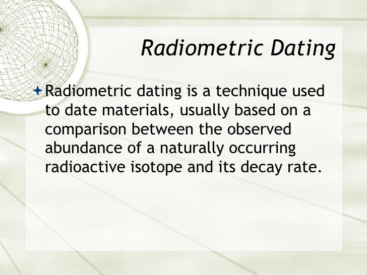 radiometric dating debunked Fact checking is dead: mainstream media goes nuts repeating debunked claims by the fake 'inventor of email' from the is-this-really-so-hard dept.