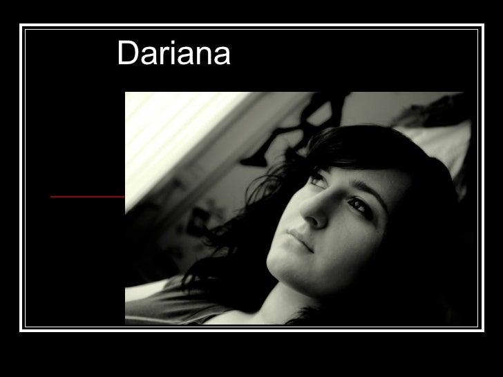 Dariana