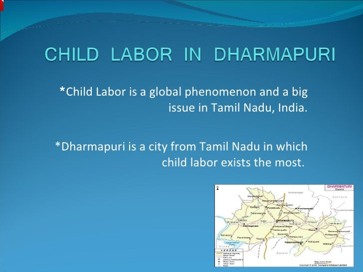 """child labour in tamil language Other forms of forced and child labour have recently emerged in export-oriented industries: the child labour found in the manufacture of sporting goods in punjab would become legal under the proposed """"reforms"""" forced labour of girls and young women, notably in the spinning mills of tamil nadu, forms."""