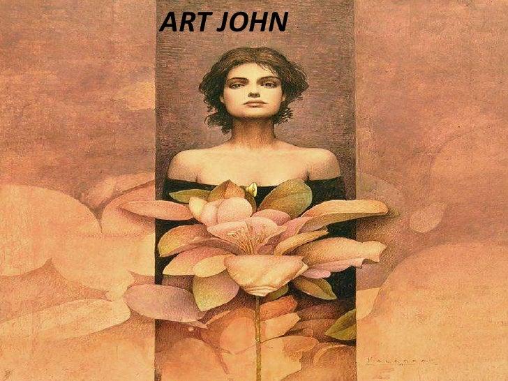 ART JOHN<br />