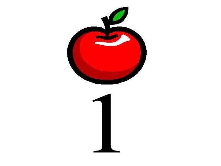 Counting Number 1-10