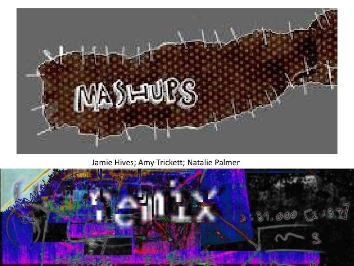 Jamie Hives; Amy Trickett; Natalie Palmer<br />