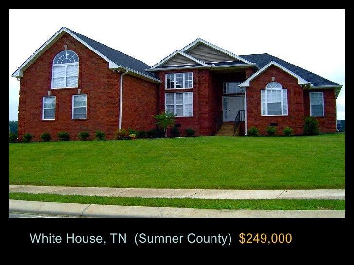 White House, TN  (Sumner County)  $249,000