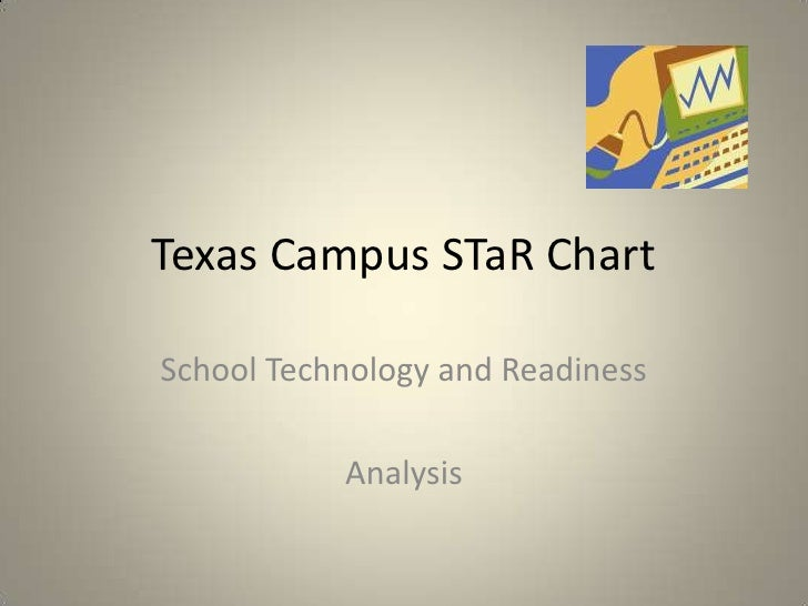 Texas Campus STaR Chart<br />School Technology and Readiness<br />Analysis<br />