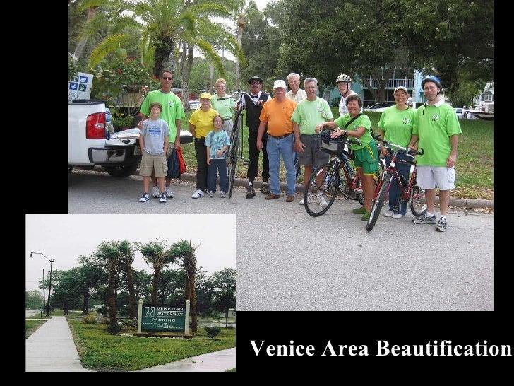 Venice Area Beautification