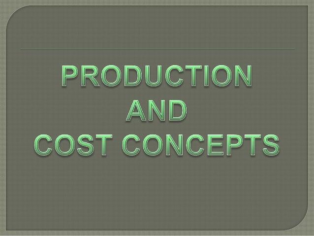 Production Inputs  Production Process  Capital  Manufactu ring  Entrepre neurship  Production Outputs  Finishe d product s...