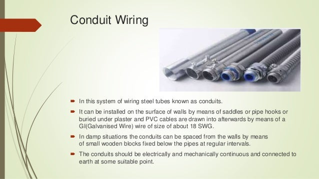 wiring system conduit and casing capping working of fan with rh slideshare net wiring conduit for an rv wiring conduit for an rv