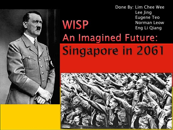 Done By: Lim Chee Wee<br />  Lee Jing<br />  Eugene Teo<br />  Norman Leow<br />  Eng Li Qiang<br />WISP<br />An Imagi...