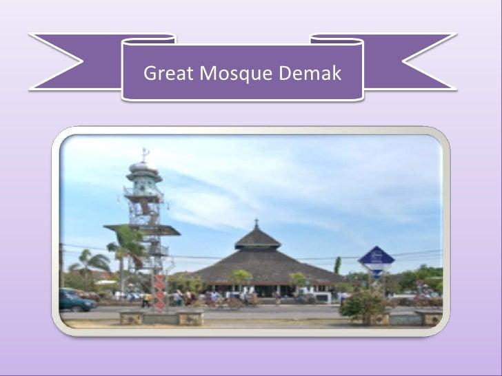 Great Mosque Demak<br />