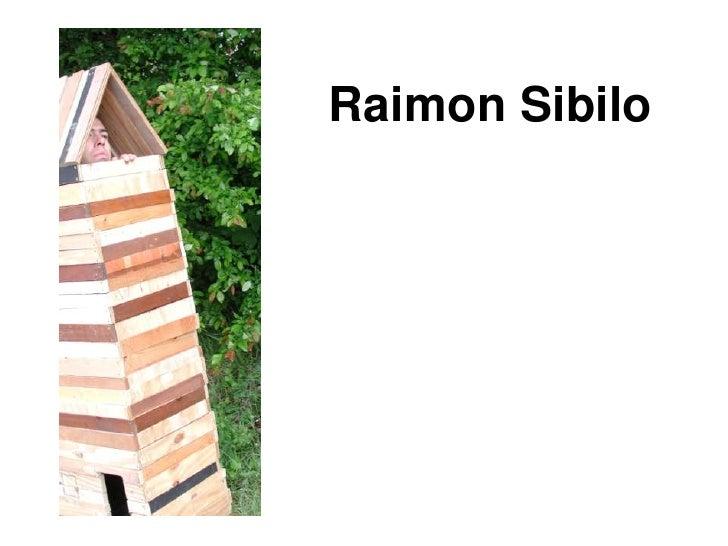 Raimon Sibilo<br />