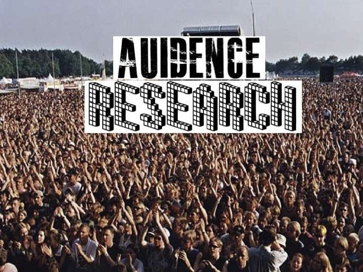 What have you learnt from your audience feed back? Slide 1