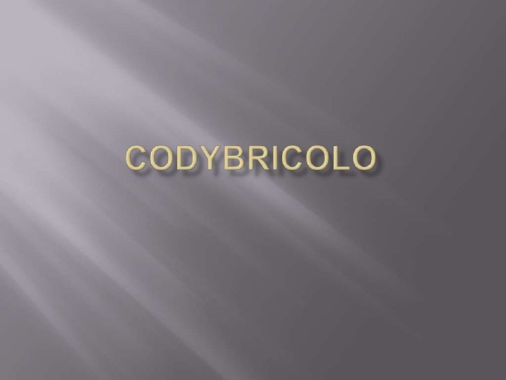 codybricolo<br />