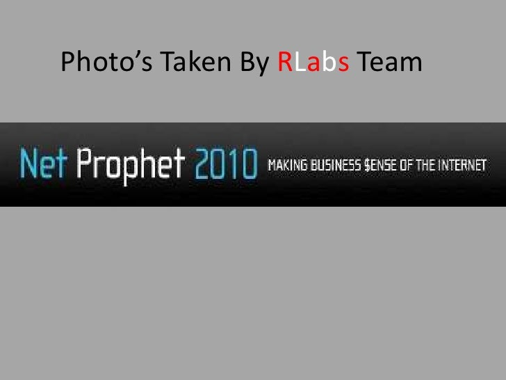 Photo's Taken By RLabs Team<br />