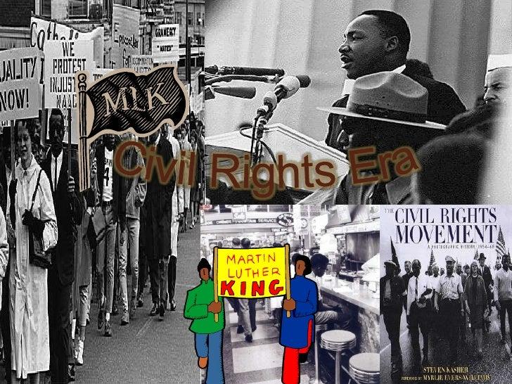 Civil Rights Era<br />