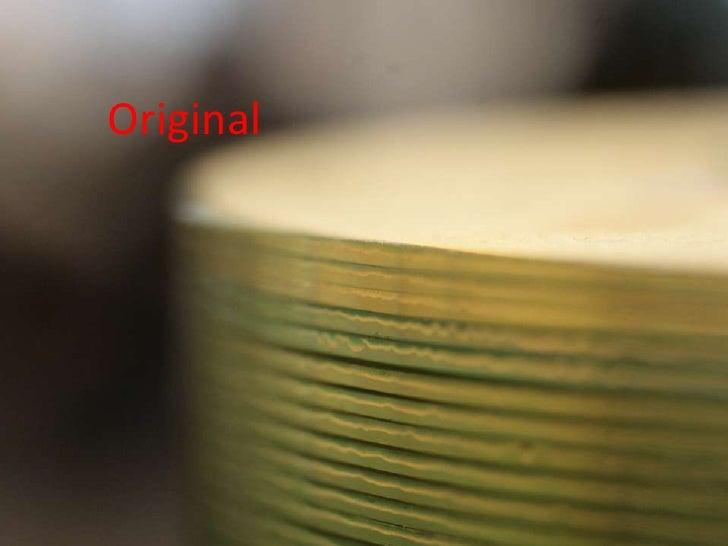 Original <br />Original<br />