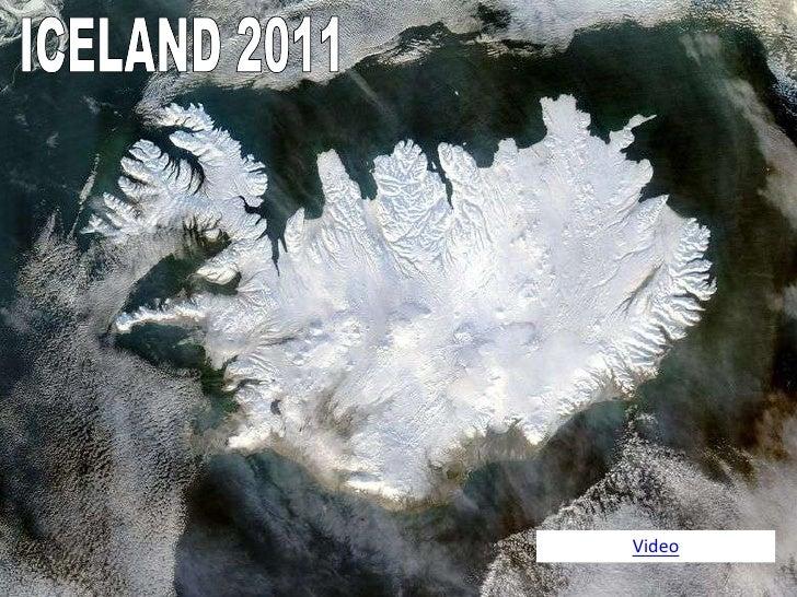 ICELAND 2011<br />Video<br />